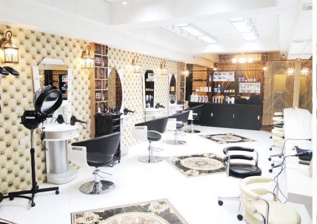 バンコク日系美容室ATAMAサロン